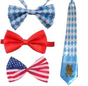 Kravatit, rusetit ja solmiot