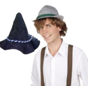 Oktoberfest hattuja