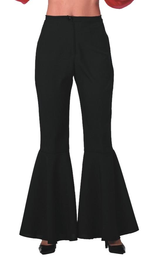 60-luku housut naiselle