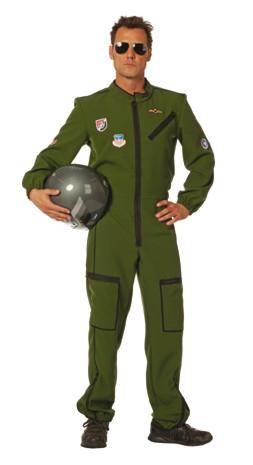 miesten lentäjä asu