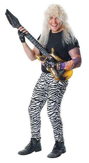 80-luku housut