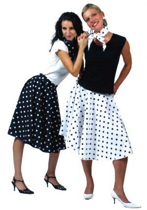 50-luvun pukeutuminen
