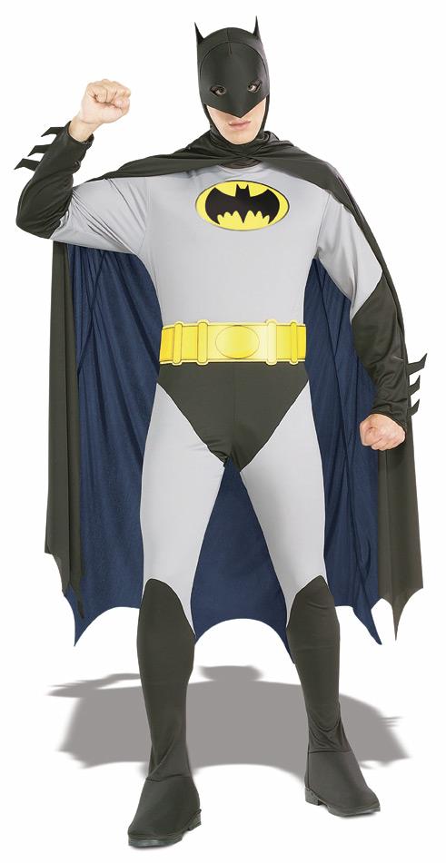 aikuiselle batman puku