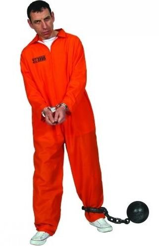 oranssi vankiasu