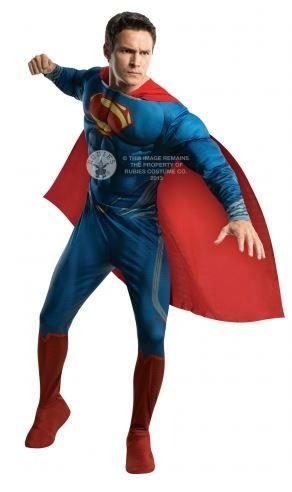 superman puku miesten