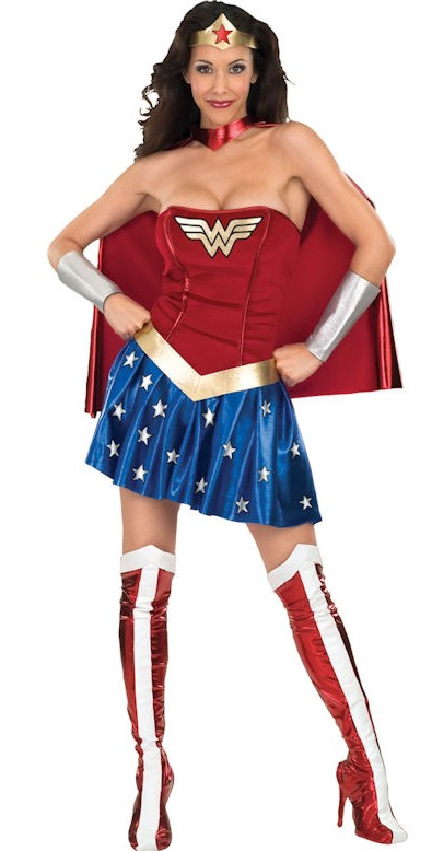 wonder woman puku