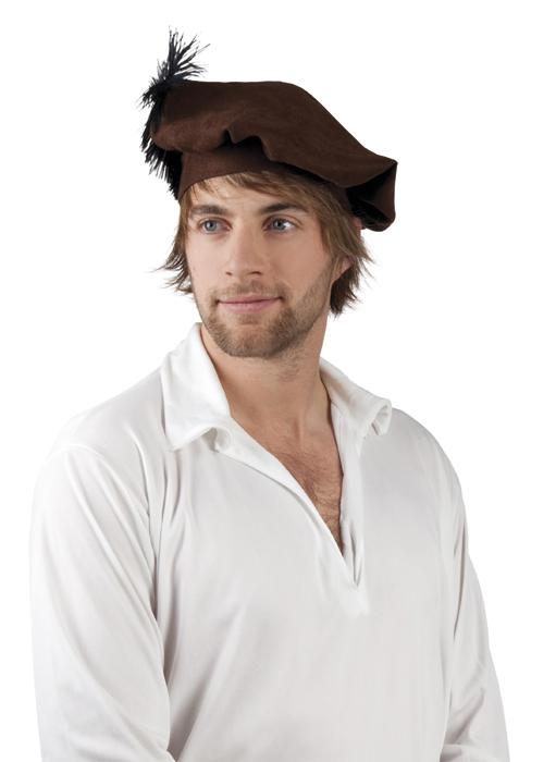 keskiaika hattu