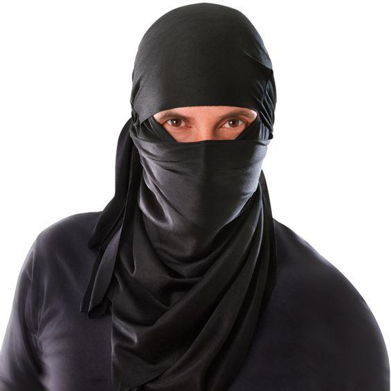 ninjan päähine