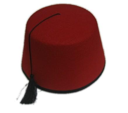 marokkolainen fetsi hattu