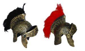 roomalaisen legioonan kypärä