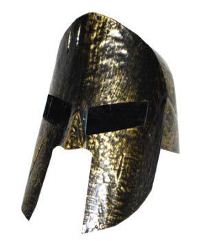 spartan sotilaan päähine
