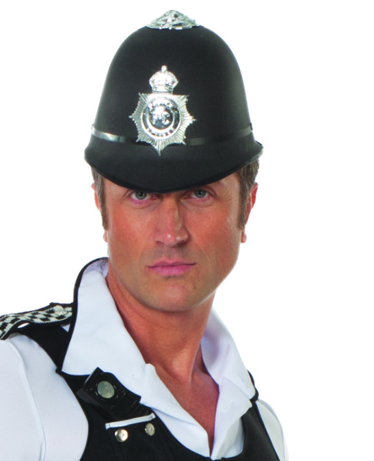 poliisin päähine