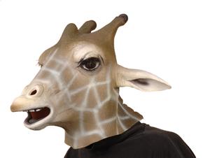kirahvi maski