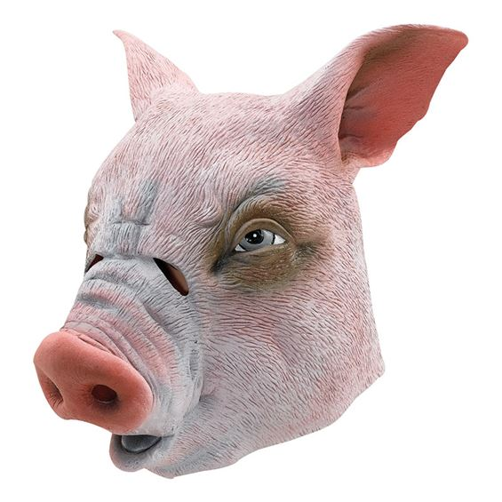sianpää naamari