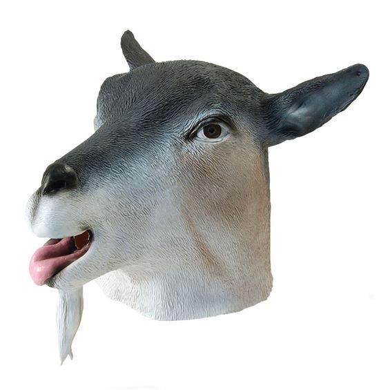 vuohi maski