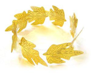kultainen laakeriseppele