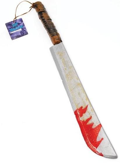 muovinen machete
