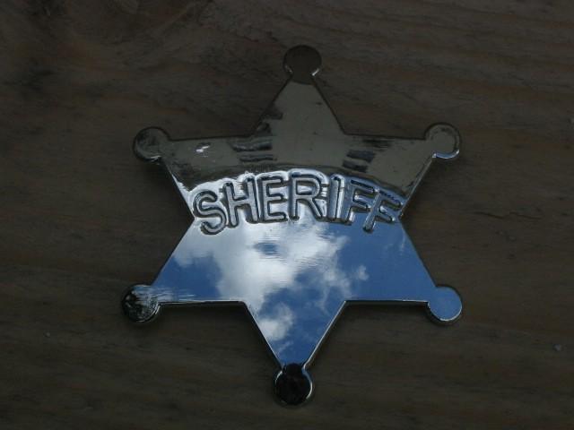 sheriffin merkki