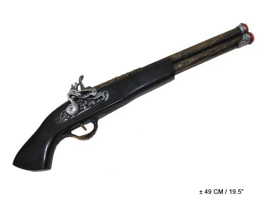 merirosvon pistooli