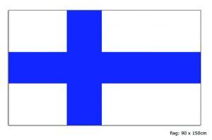 siniristi lippu
