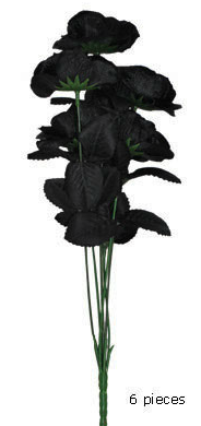 Mustat Ruusut