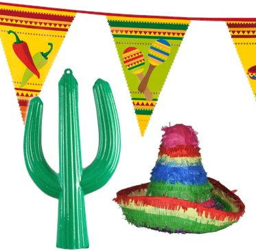Western, Cowboy ja Meksiko juhlat