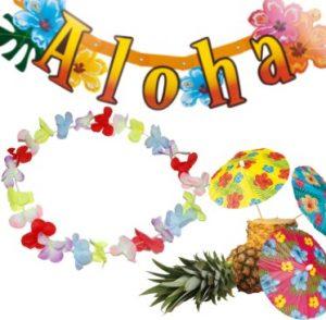 Hawaii ja ranta teemabileet