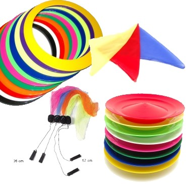 Muut jonglööritarvikkeet