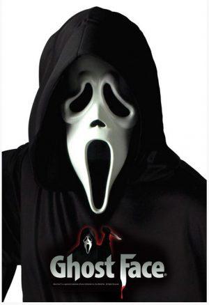 ghost face naamio