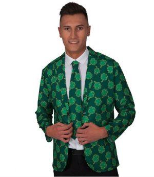vihreä apila takki
