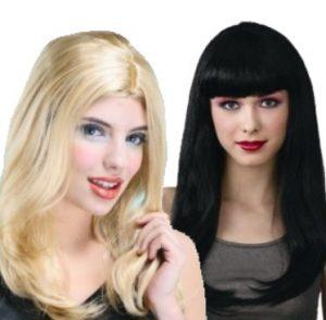 Naisten suorat peruukit