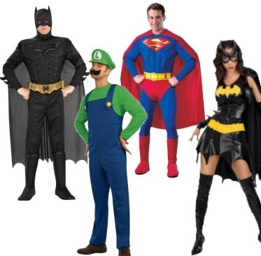 Supersankari ja lisenssiasut