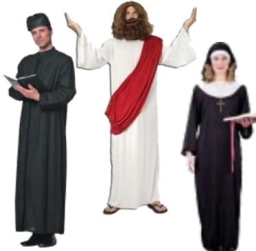 Kirkko, enkeli ja uskovaiset